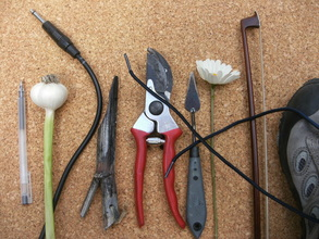 Tools for creative workshops with Annie Kerr